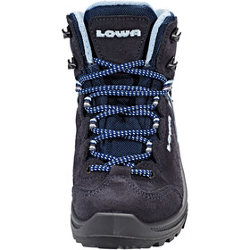 Lowa Ledro GTX Zapatillas Mid Niños, navy/light blue